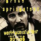 Bruce Springsteen World Acoustic Tour '95-'96 Concert Program