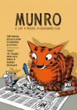 Munro - A Cat, a Mouse, a Crossword Clue