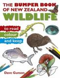 The Bumper Book of New Zealand Wildlife to Read, Colour & Keep