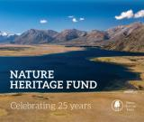 Nature Heritage Fund - Celebrating 25 years