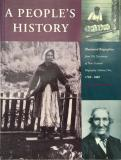 A People's History: Illustrated Biographies from The Dictionary of New Zealand Biography, Volume One, 1769-1869