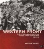 Western Front The New Zealand Division in WW1  1916-1918