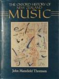 The Oxford History of New Zealand Music