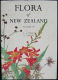 Flora of New Zealand - Volume III - Adventive Cyperaceous, Petalous & Spathaceous Monocotyledons