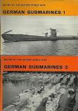 Navies of the Second World War - German Submarines 1 and 2