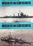 Navies of the Second World War - American Fleet and Escort Destroyers 1 and 2
