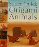 Super Quick Origami Animals