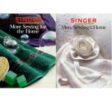 Singer Sewing Reference Library - More Sewing for the Home