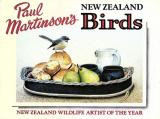 Paul Martinson's New Zealand Birds