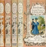 A History of Everyday Things in England in Four Volumes
