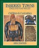Timpson's Towns of England and Wales - Oddities and Curiosites