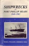 Shipwrecks at Port Phillip Heads 1840-1963