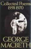 George MacBeth - Collected Poems 1958-1970