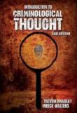 Introduction to Criminological Thought, Second Edition