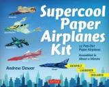 Origami Paper Supercool Paper Airplanes Kit