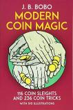 Modern Coin Magic - 116 Coin Sleights and 236 Coin Tricks