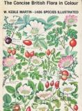 The Concise British Flora in Colour - 1486 Species Illustrated