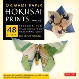 Origami Paper Hokusai Prints