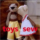 Toys to Sew