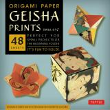 Origami Paper: Geisha Prints