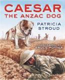 Caesar - The Anzac Dog